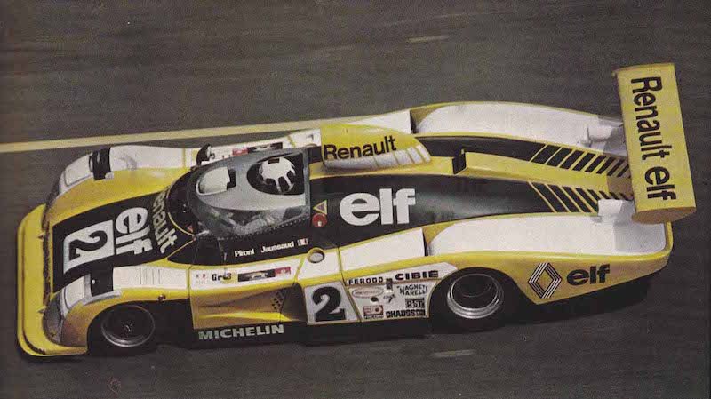DLEDMV - Alpine A443 Le Mans Ragnotti -04