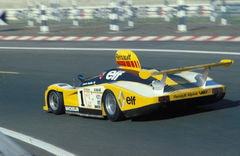 DLEDMV - Alpine A443 Le Mans Ragnotti -06