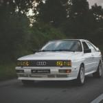 Audi Quattro - Histoire de famille... 2