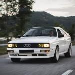 Audi Quattro - Histoire de famille... 1