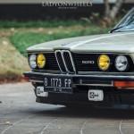 BMW 520 E12 - Signée BBS ! 8