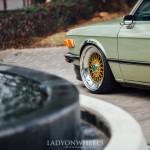 BMW 520 E12 - Signée BBS ! 7