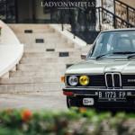 BMW 520 E12 - Signée BBS ! 6