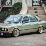 BMW 520 E12 - Signée BBS ! 5