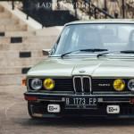 BMW 520 E12 - Signée BBS ! 2