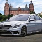 Mercedes S AMG… Le palais de l'électronique et des gadgets inutiles !
