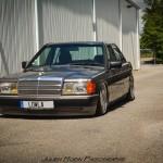 Mercedes 190E Airride - Low Basic ! 12