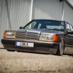 Mercedes 190E Airride - Low Basic ! 11