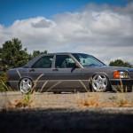 Mercedes 190E Airride - Low Basic ! 9