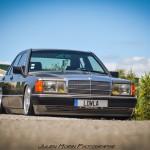 Mercedes 190E Airride - Low Basic ! 8