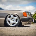 Mercedes 190E Airride - Low Basic ! 7