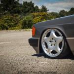 Mercedes 190E Airride - Low Basic ! 6
