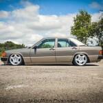 Mercedes 190E Airride - Low Basic ! 5