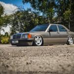 Mercedes 190E Airride - Low Basic ! 4