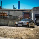 Mercedes 190E Airride - Low Basic ! 2