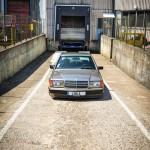 Mercedes 190E Airride - Low Basic ! 1
