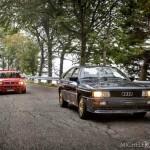 Delta Integrale Vs Audi Quattro - Ennemies jurées ! 1