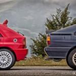 Delta Integrale Vs Audi Quattro - Ennemies jurées ! 4