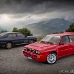 Delta Integrale Vs Audi Quattro - Ennemies jurées ! 5