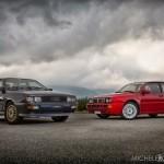 Delta Integrale Vs Audi Quattro - Ennemies jurées ! 6