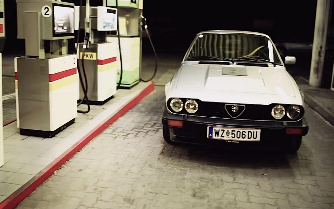 Alfa GTV6 – Ma Che Suono !