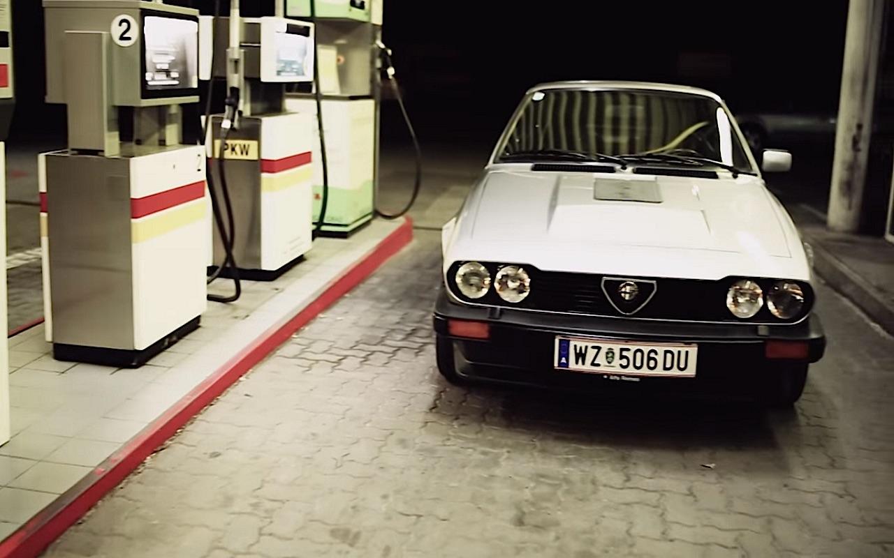 Engine sound - Alfetta GTV6 - V6 fois plus de plaisir ! 11