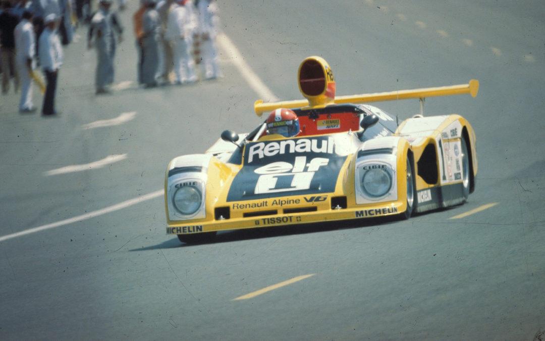 Embarquez au Mans dans l'Alpine A443 avec Jean Ragnotti