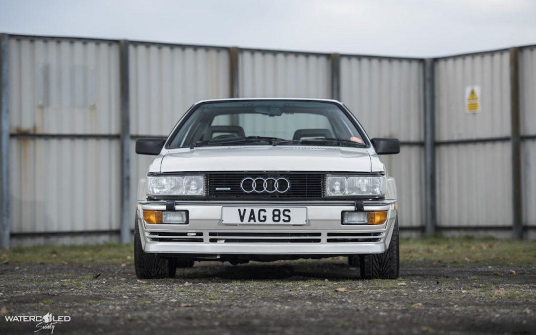 Audi Quattro – High tech…