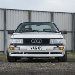 Audi Quattro - High tech...