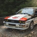 Audi Quattro - Histoire de famille...