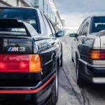 Match BMW M3 E30 vs Mercos 190 2.5 16s – Arbitré par Pescarolo !