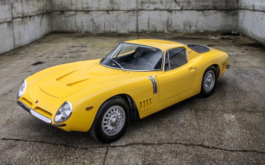 '67 Bizzarrini GT 5300 Corsa – Un chef d'oeuvre !