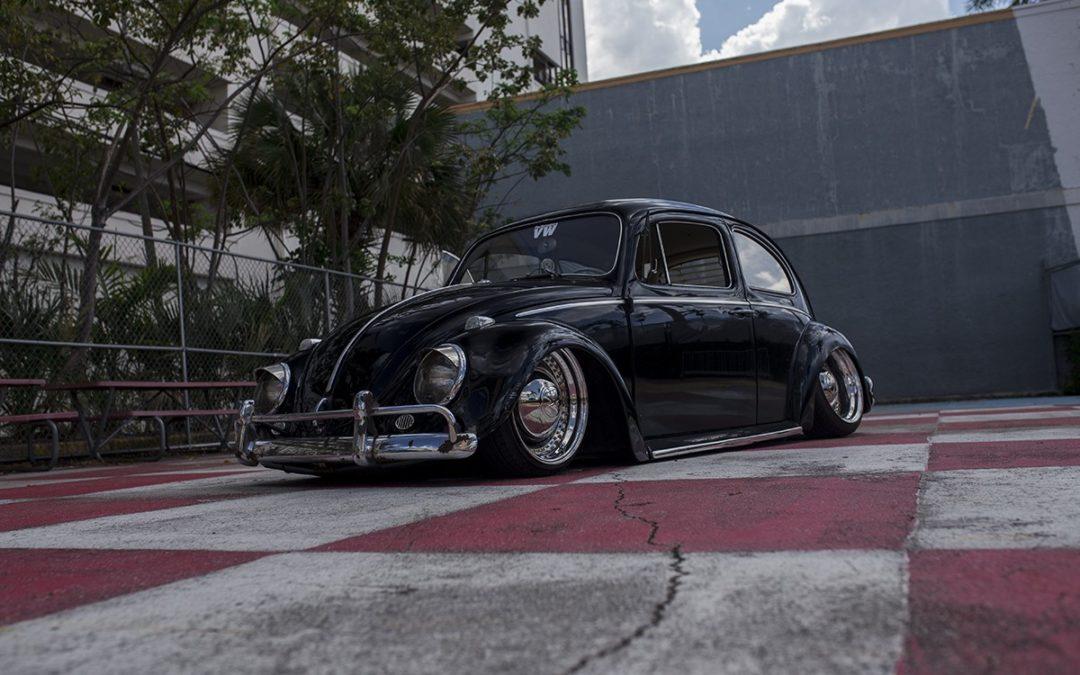 VW Cox 1963 by Accuair