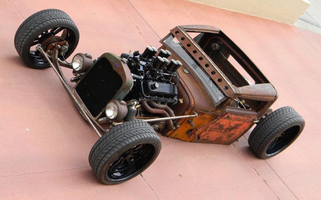 Ford 31 Rat Rod… Pour les rebel's !