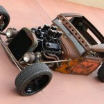 Ford 31 Rat Rod… Pour les rebel's !