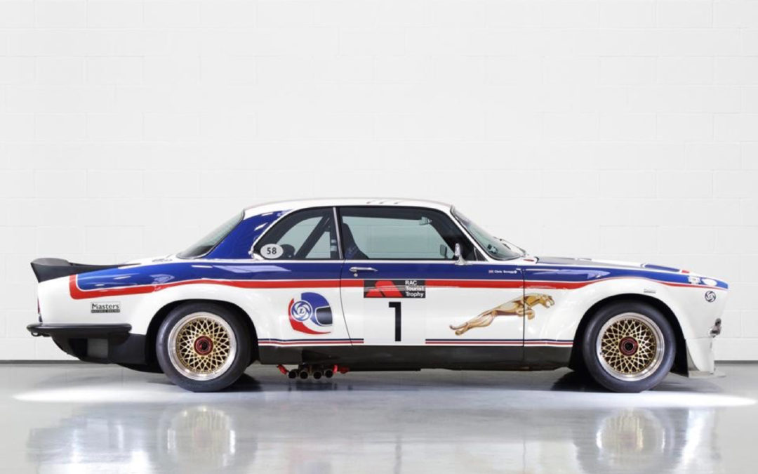 Jaguar XJ12 Broadspeed – Le gros chat !