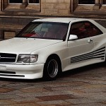 Mercedes 500SEC Koenig – Mercorossa… ou Testacedes ?!