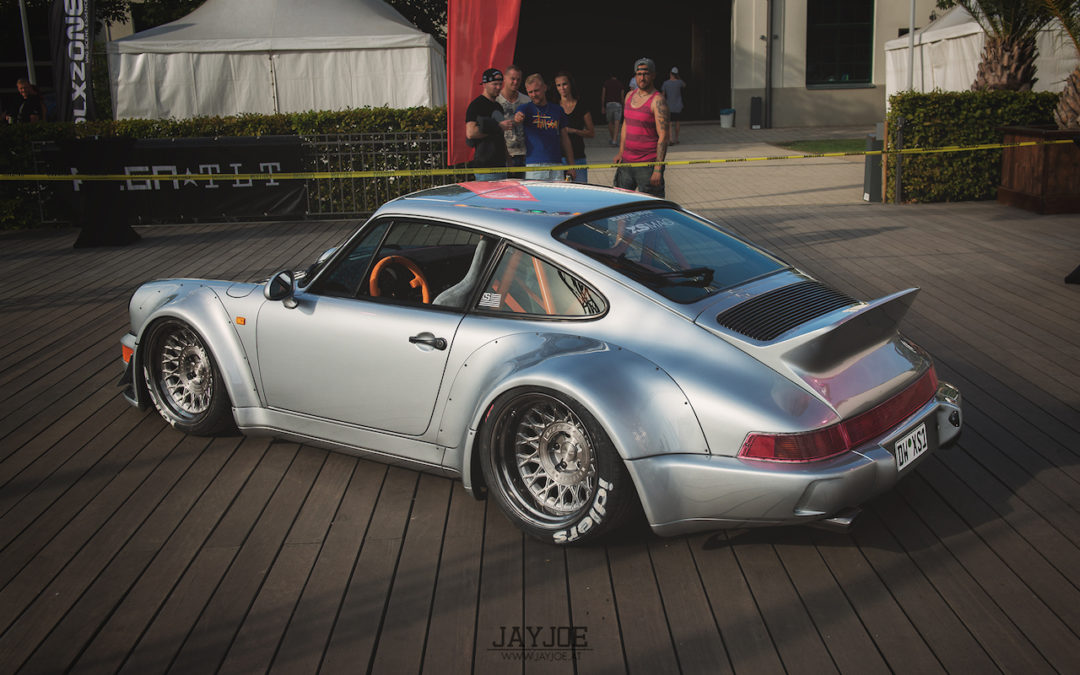 Porsche 911 «Artemis»… Quand Rauh Welt rencontre XS Mag