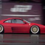 Ferrari 348 TS... posée !