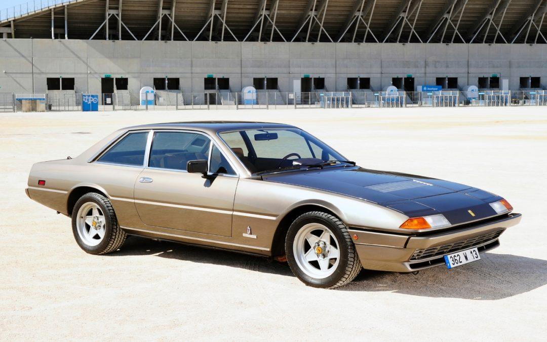 Ferrari 400i – La Discrète…