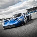Maserati MC12 VC... de la course à la route ! 13