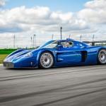 Maserati MC12 VC... de la course à la route ! 10