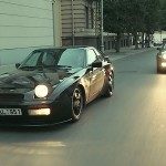 "Road Trip en Porsche 944 : ""Ride Out"""
