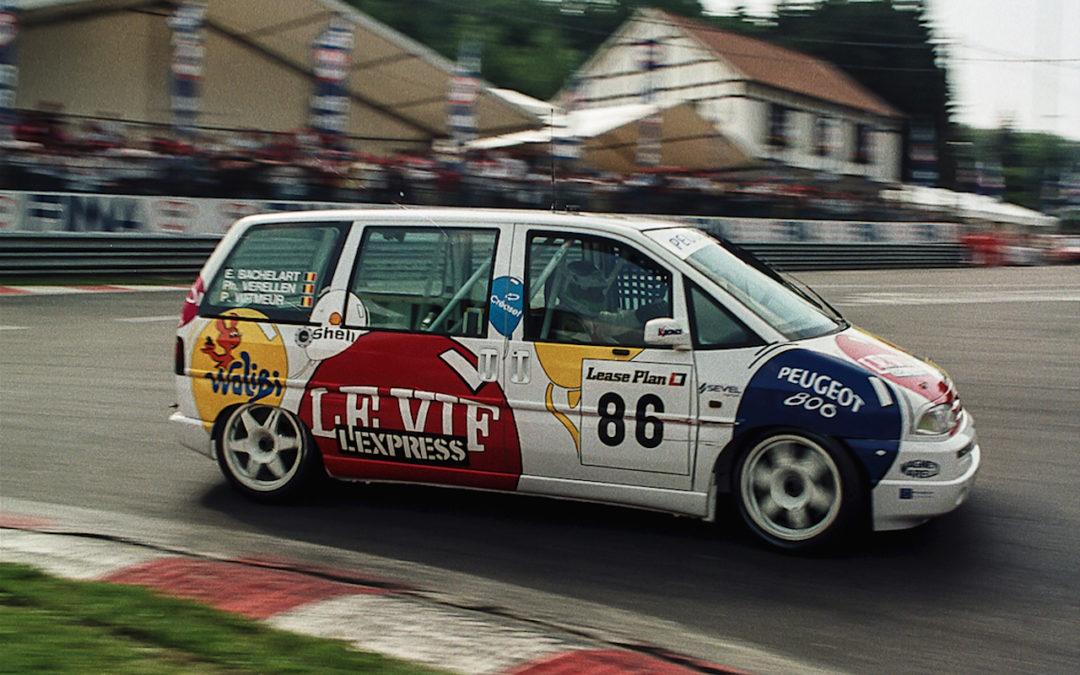 Les 24h de Spa 1995… Le temple des Touring Car et d'une certaine Peugeot 806 !
