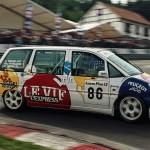 Les 24h de Spa 1995... Le temple des Touring Car et d'une certaine Peugeot 806 !