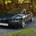 BMW 325i E36 Cab – Back to nineties !
