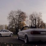 Audi 80 Cab Vs. Audi TT - En BBS et OZ, t'as tout compris !
