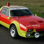 '78 Fiat X1/9 Abarth Prototipo - Sauce piquante !