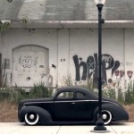 Slammed Ford Standard 1939 – Stance Rod !