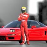 Honda NSX... l'héritage de Senna